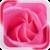 Pink Rose Live Wallpaer app for free