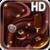 Chocolate Live Wallpaper HD Free icon