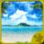 Beach Jigsaw Puzzle icon