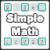 Simple Math BooBaa icon