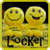 Happy Yellow Smileys Locker app for free