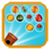 Fruits Bubble Shooter app for free