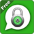 Lock for Whats App app for free