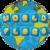 World Flags Logo Quiz icon
