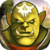 Orc From Middle Earth 3D icon