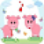 Lovely Pigs Android Pro Game icon