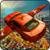 Tourist Flying Car Simulation icon