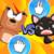 Dog vs Cat RPS Battle icon