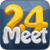 Meet24 - Fall in love icon