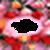Flower photo frame pic icon
