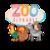 Funny Alphabet Zoo icon