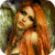 Redhead Princess Live Wallpaper icon