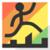 Stickman Run by 4D Soft Tech app for free