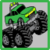 Monster truck assault icon