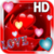 Rose Hearts Live Wallaper icon