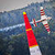 Race in air 3D icon