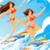 Surfer Girl icon