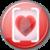 Fingerprint lovetest icon