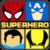 4 Pics 1 Superhero app for free