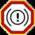Brake or Crash icon