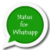 Latest Whatsap Status icon