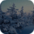 Snowy Trees Real Live Wallpaper icon