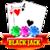 Blackjack Games  Free icon