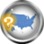 United States Geography Quiz free icon