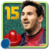 Air Football Lionel Messi 2015 icon