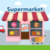 Supermarket - Learn and Play app for free