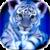 Blue Tiger Live Wallpaper app for free