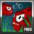 Finger Slash - Piranha Smash icon