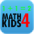 Math 4 Kids Free icon