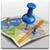 Location Finder Place Search icon