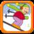 Ice Hill Ski Race Free icon