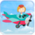 Puzzles planes app for free