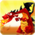 Fire Angry Dragons icon