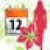 Periods tracker free icon