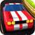 Car shooter 3D icon