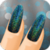 Shimmer Nail Designs free icon