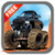 Monster Car Mania Race icon
