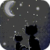 Goodnight Kitty Live Wallpaper icon