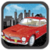 Highway Snow Race Game icon