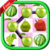 Fruit Chain Mania app for free