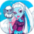 Abbeys Snow Monster Design icon