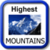 Highest Mountains app for free