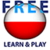 Learn and play Polish free icon
