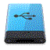 Bluetooth application share icon