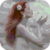 Girl Of Clouds Live Wallpaper icon