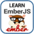 learn Ember JS icon